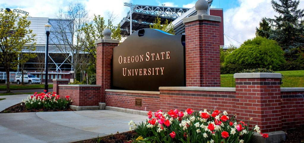 oregon state university Mỹ 1