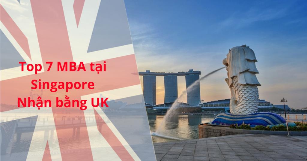 Học bổng khủng 50% chương trình MBA  tại trường Amity, Singapore