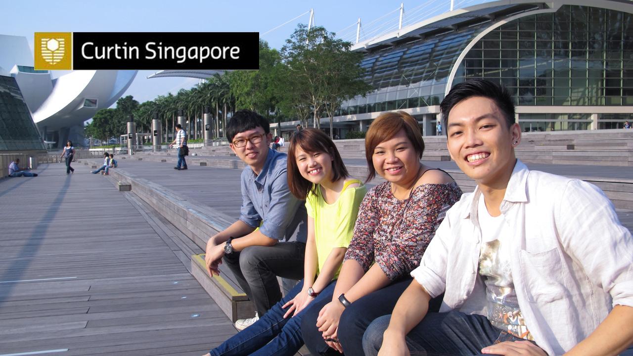 Siêu hot: Học bổng đến 145 triệu từ ĐH Curtin Singapore đang tìm chủ nhân