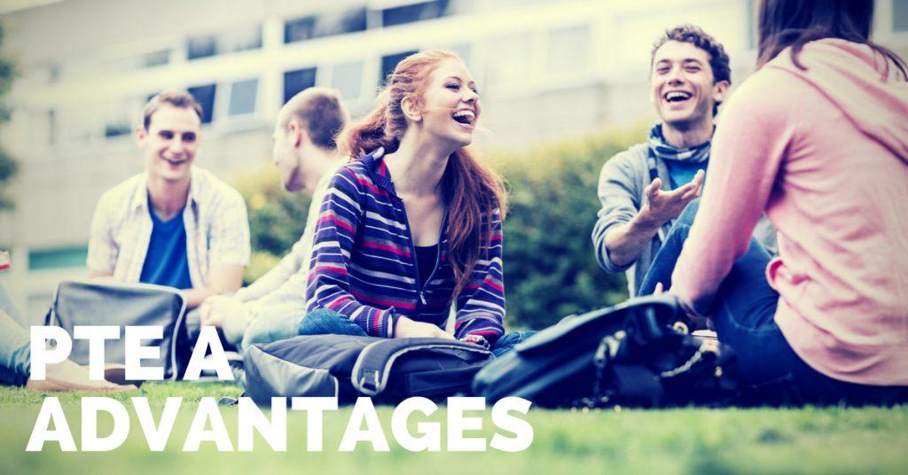 PTE AAdvantages