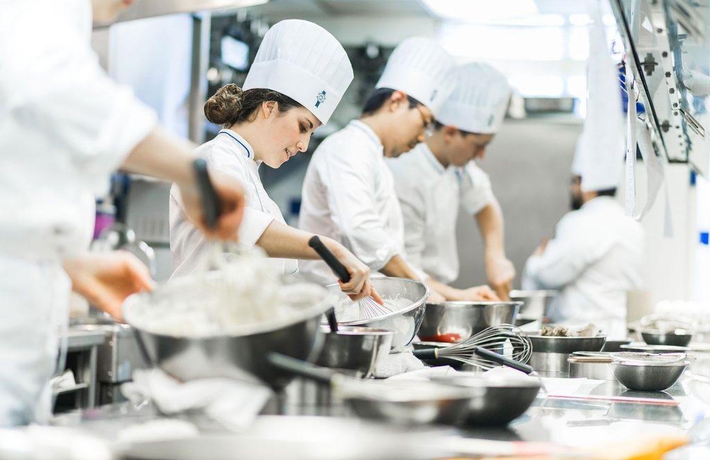 Du học Le Cordon Bleu chef