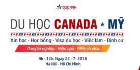 hội thảo du học mỹ du học canada