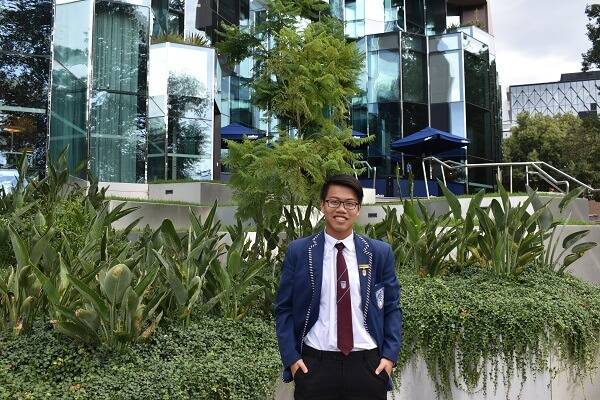 Son Pham Kardinia international college