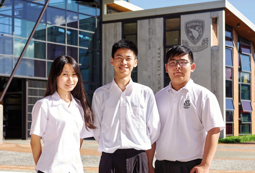du học New Zealand Avondale College