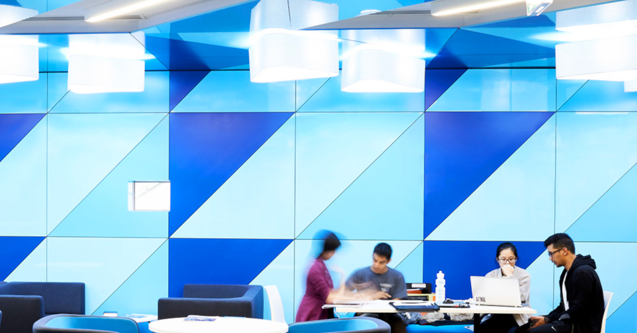 Monash University – Career Connect and Student Lounge